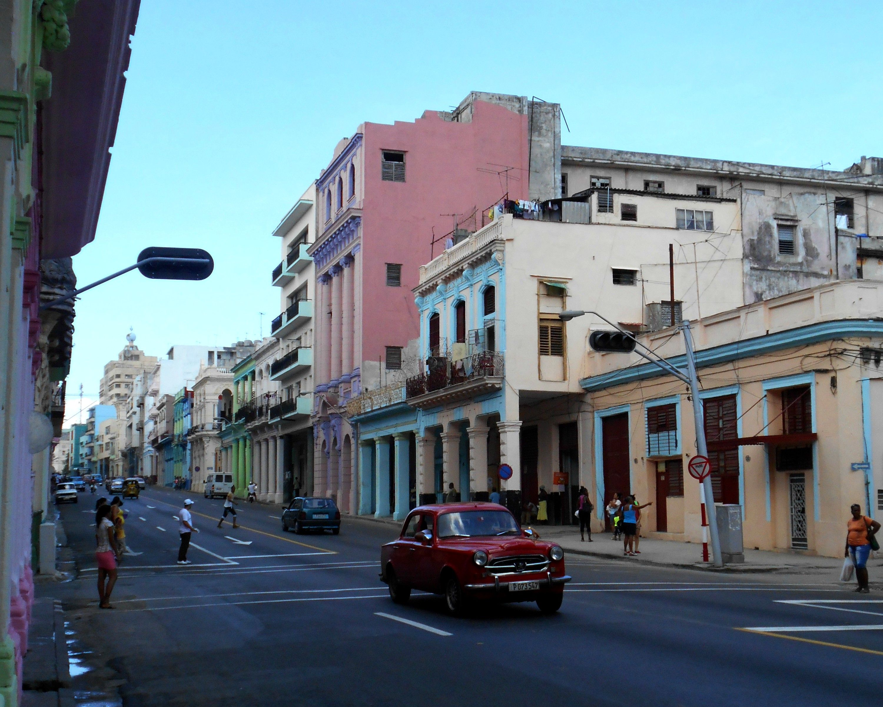Havana and Cuban Car