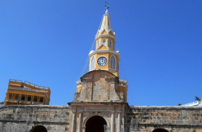 Cartagena Old Town Colombia