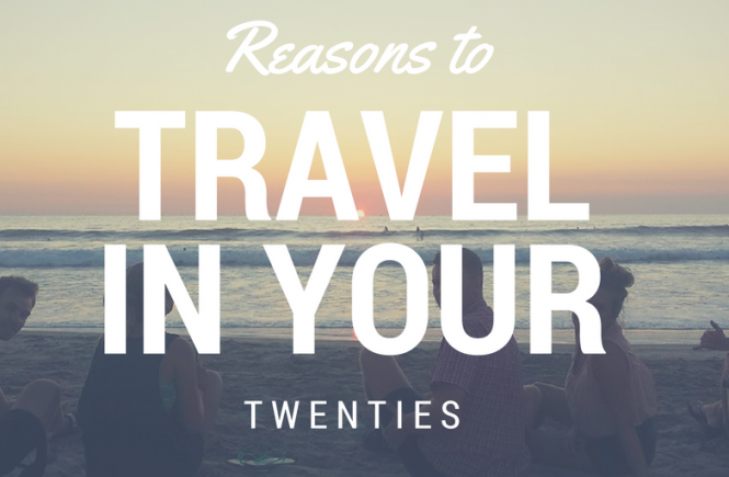 Travel in your Twenties