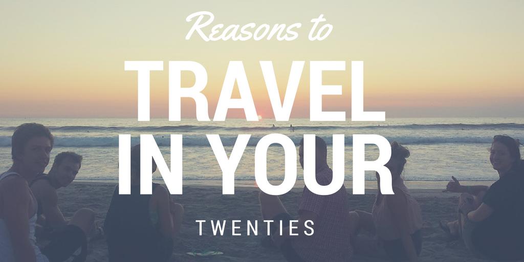 Travel in your Twenties