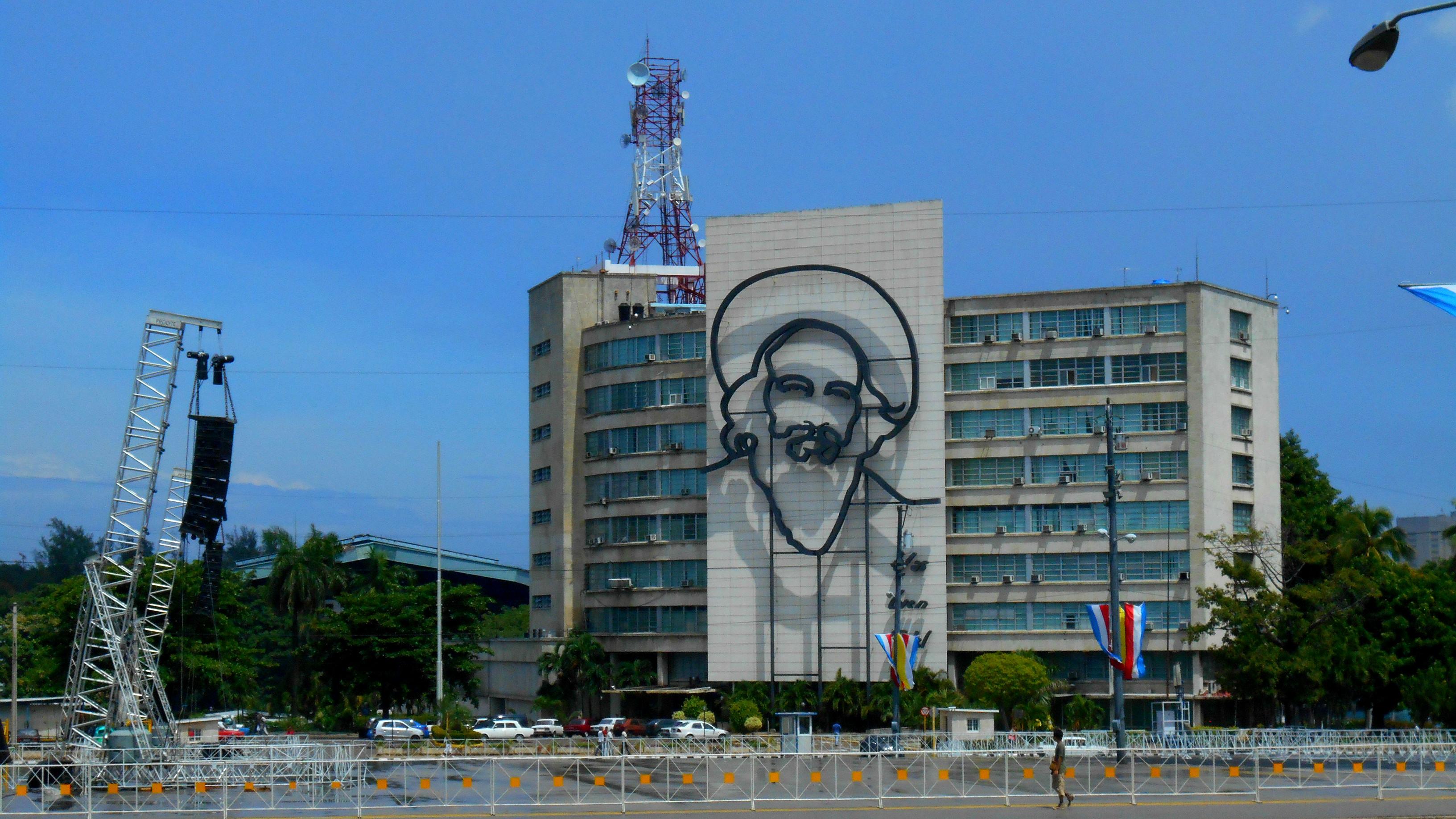 Revolution Square Cuba