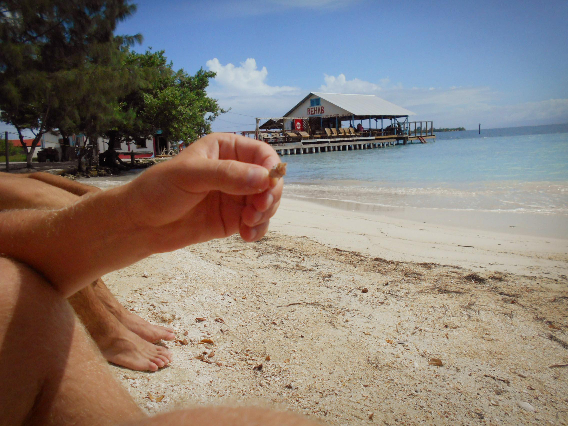 Utila. Bay Islands