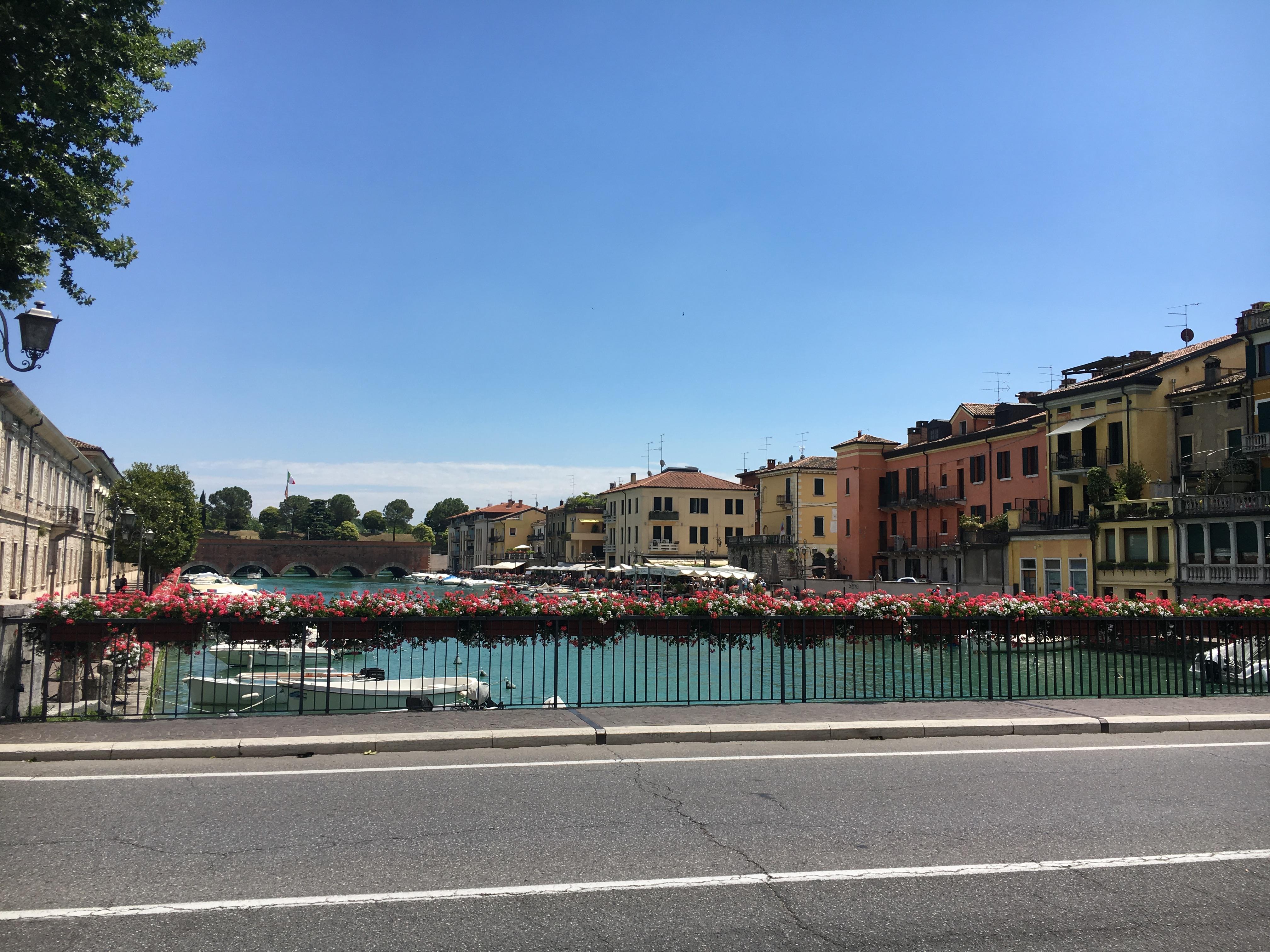 Peschiera del Garda Italy