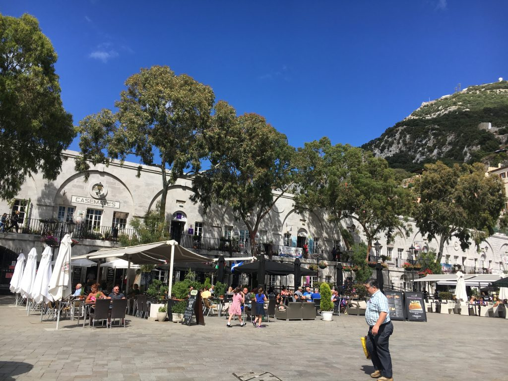 Gibraltar restaurants