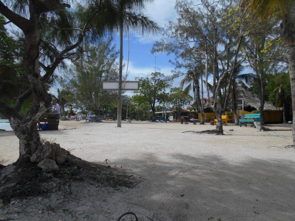 The island of Utila