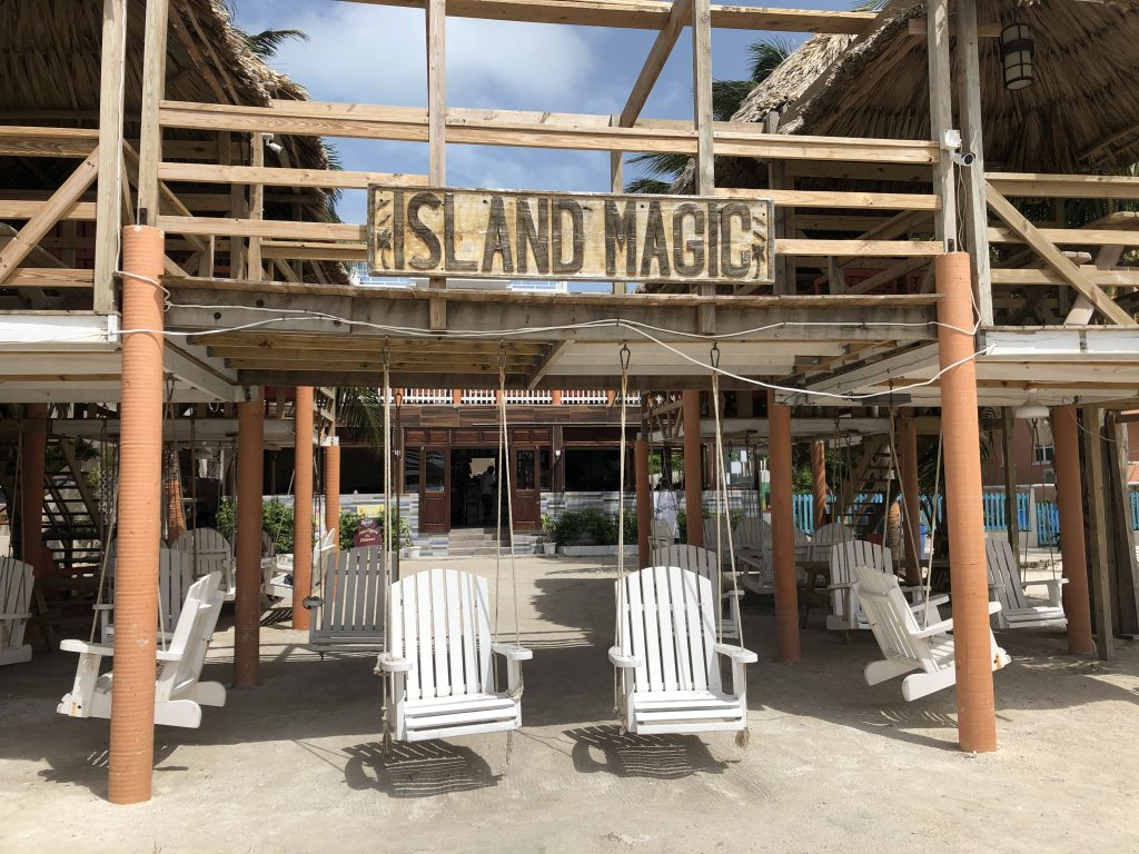 Island Magic Caye Caulker