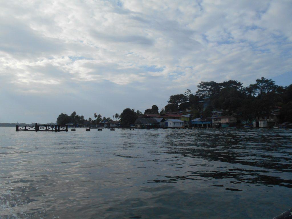 Bocas del Toro islands