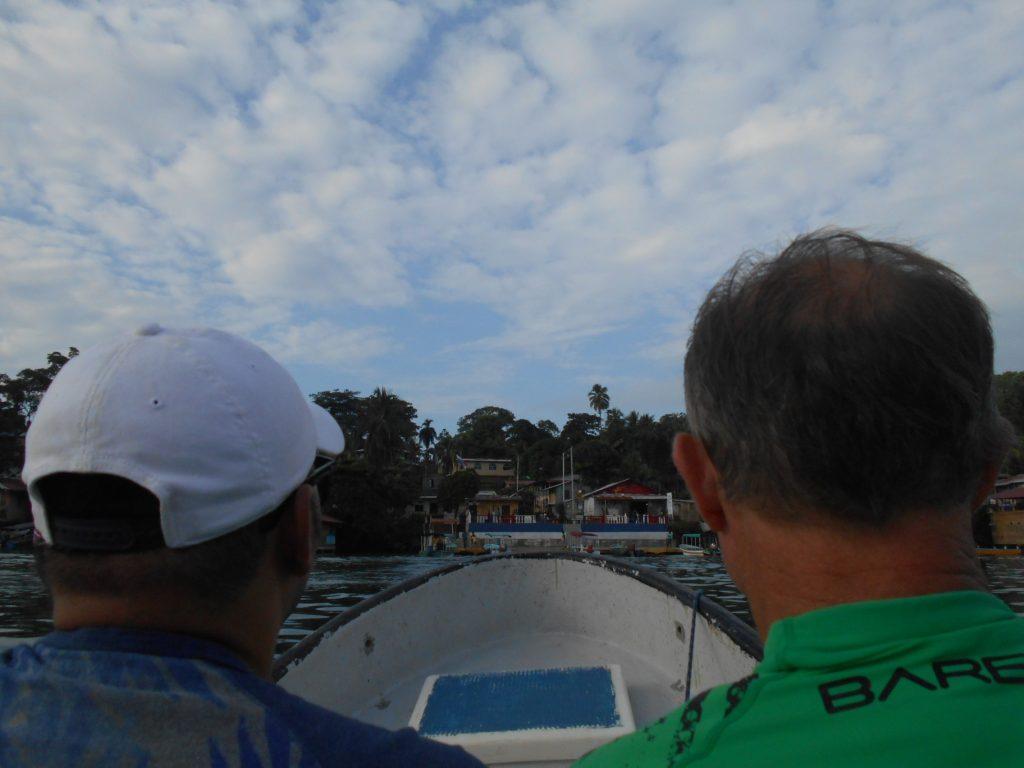 Boat trip Bocas del Toro