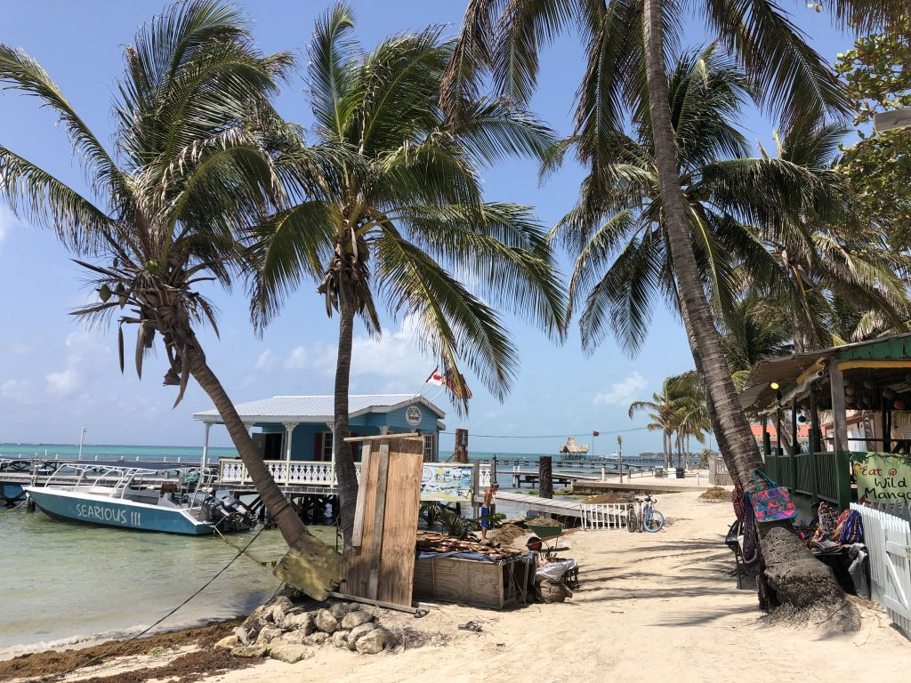 Ambergris Caye beaches