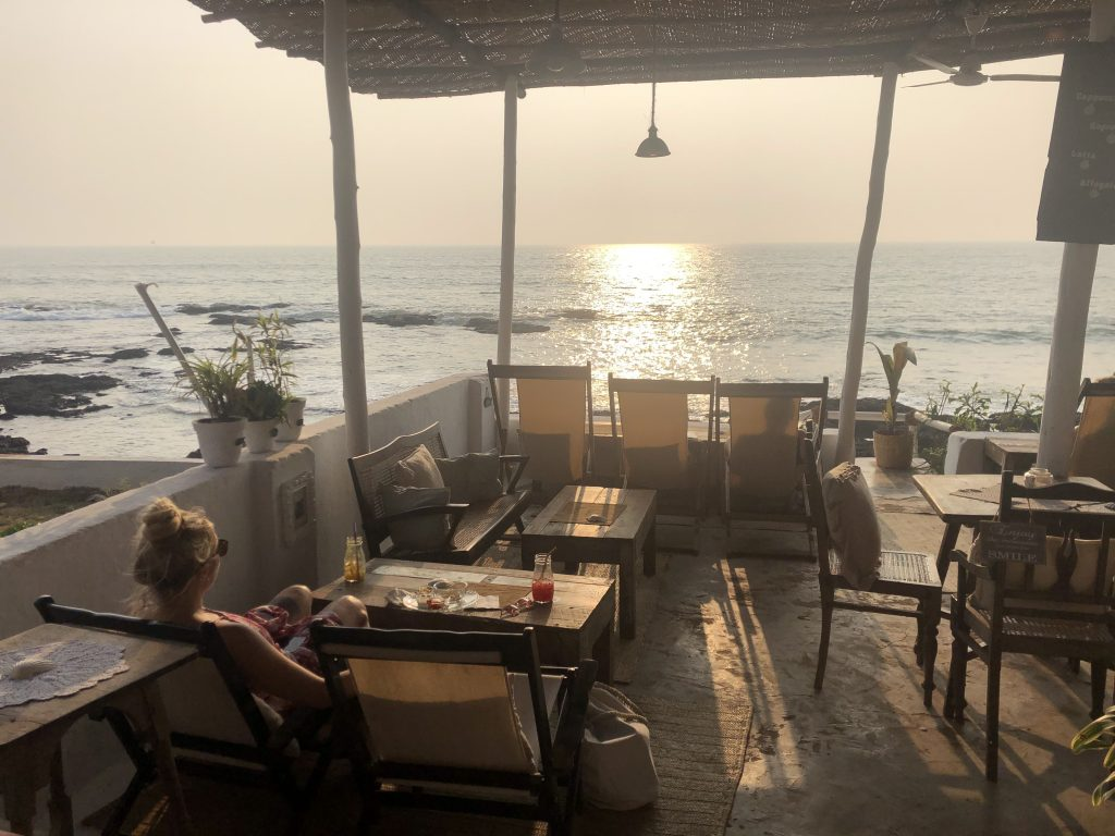 Eva Cafe Anjuna Beach