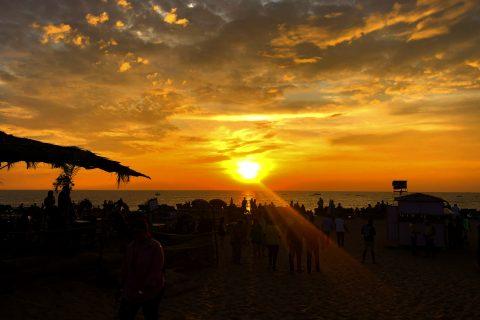 Candolim sunset